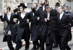 24 orthodox jews