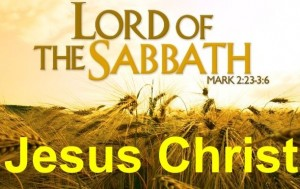 16 lord of the sabbath