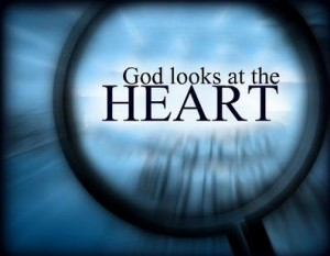 15 god sees heart