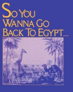 23 back to egypt